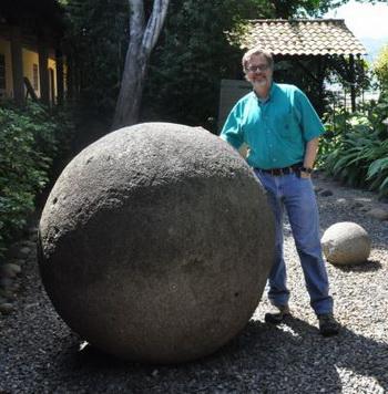 Загадочные каменные сферы Коста-Рики