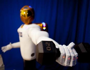 163 0803 nay - Robonaut2: первый робот-гуманоид в космосе