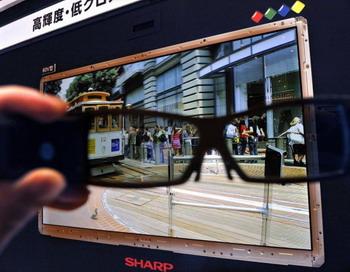 3D телевизоры: плазменные экраны популярнее жидкокристаллических