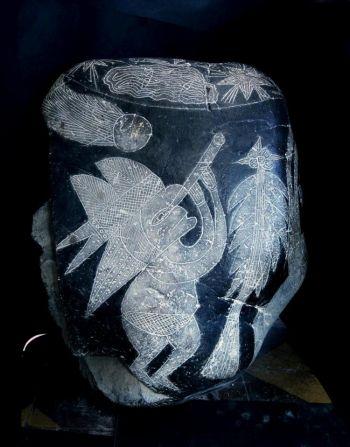 Гравированные камни Ика - доисторические библиотеки?