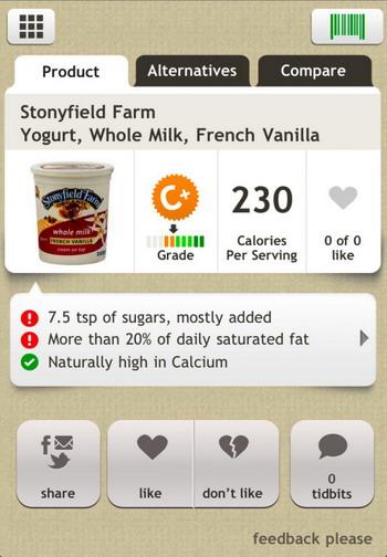 163 2601 nay - iPhone - за здоровую пищу