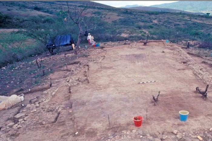 Следы человеческих жертвоприношений обнаружены в древних храмах