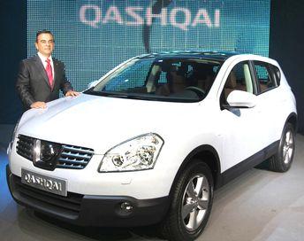 170 13 01 2010 nissan - Автомобили С-класса от АВТОВАЗа поможет сделать Renault-Nissan