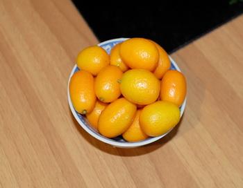 Кумкват - цитрус, который сжигает жир