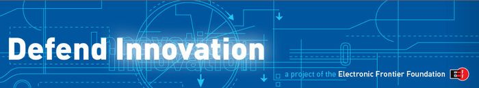 Представлен проект улучшения патентного права для ПО