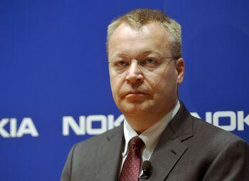 Nokia продолжает терять позиции