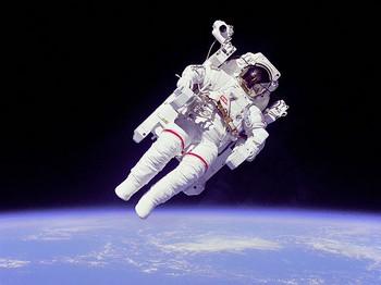 Американские астронавты готовятся к высадке на астероид