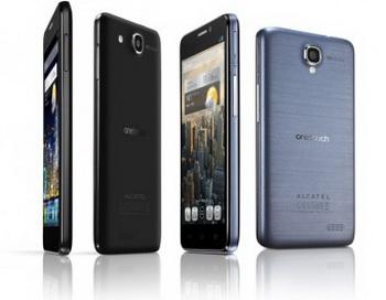 Самый тонкий смартфон – One Touch Idol Ultra от Alcatel