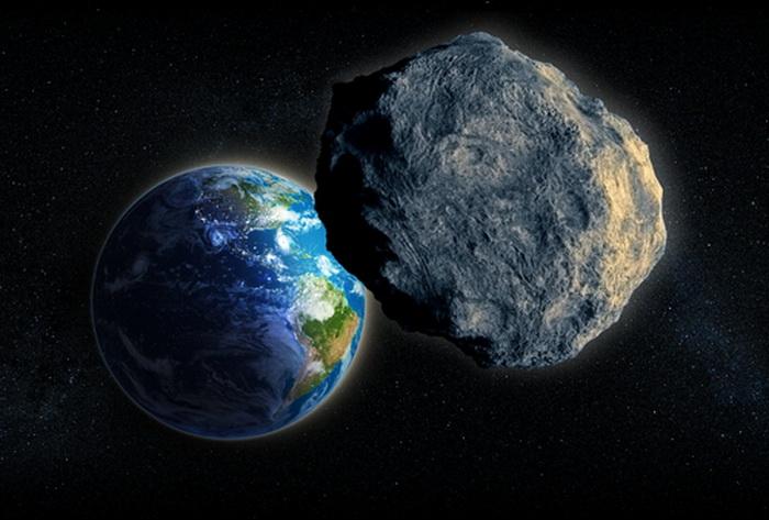 191 asteroid Earth shutterstock - Пять астероидов, которые едва не столкнулись с Землёй