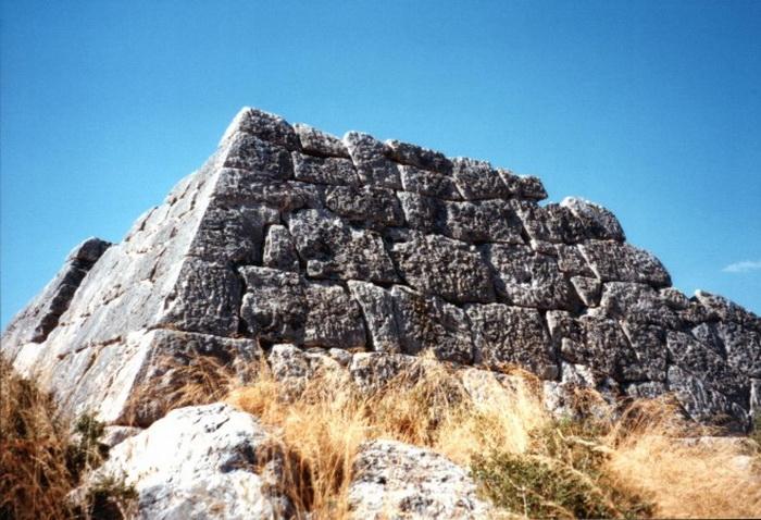 191 piramida ne egyprt 3 - 7 пирамид, расположенных не в Египте