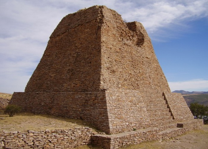 191 piramida ne egyprt 8 - 7 пирамид, расположенных не в Египте