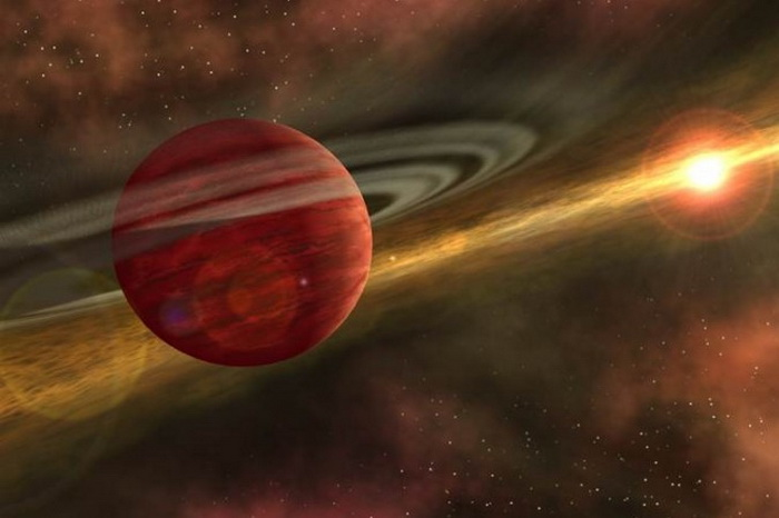 Астрономы обнаружили самую большую экзопланету