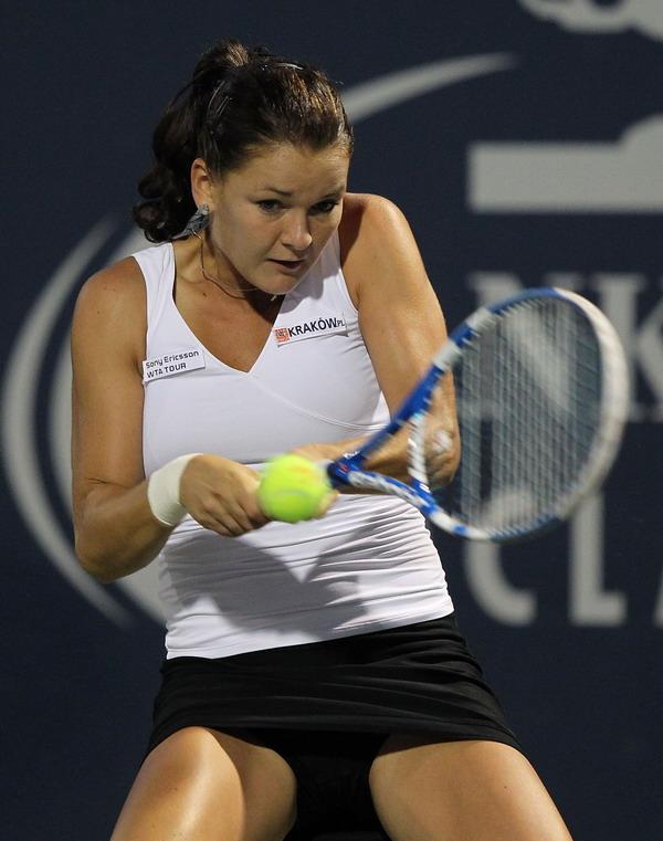 Мария Шарапова в Стэнфорде вышла в финал. Фоторепортаж