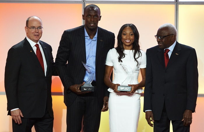 Названы лучшие легкоатлеты года по версии IAAF