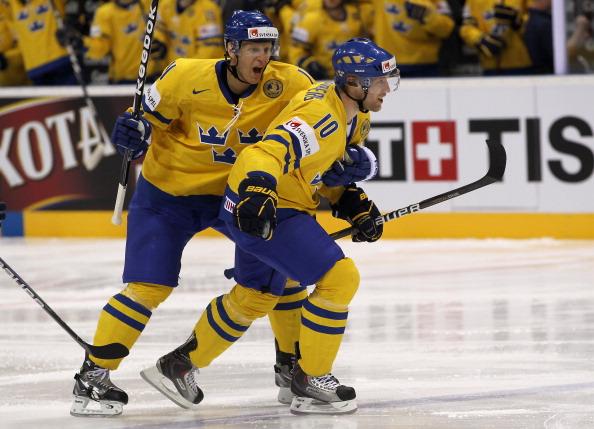 161 12051Sv G 04 - Сборная Швеции выиграла у  Германии со счетом  5:2. Фоторепортаж с матча