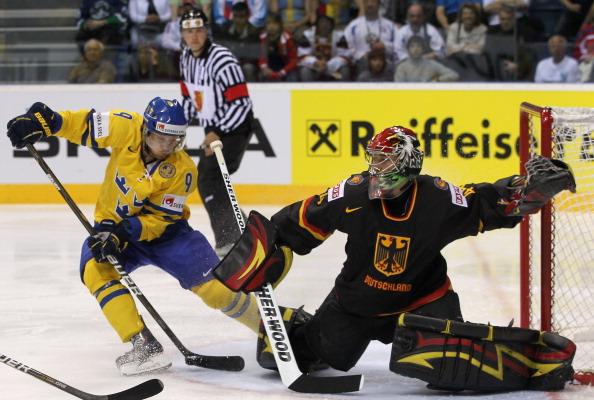 161 12051Sv G 07 - Сборная Швеции выиграла у  Германии со счетом  5:2. Фоторепортаж с матча