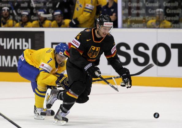 161 12051Sv G 08 - Сборная Швеции выиграла у  Германии со счетом  5:2. Фоторепортаж с матча