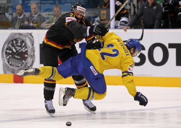 161 12051Sv G 12 - Сборная Швеции выиграла у  Германии со счетом  5:2. Фоторепортаж с матча