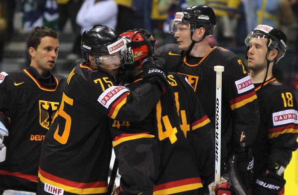 161 12051Sv G 15 - Сборная Швеции выиграла у  Германии со счетом  5:2. Фоторепортаж с матча