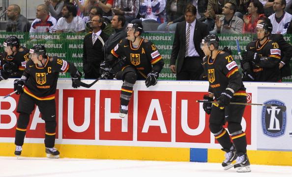 161 12051Sv G 18 - Сборная Швеции выиграла у  Германии со счетом  5:2. Фоторепортаж с матча