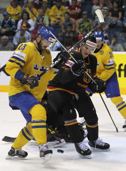 161 12051Sv G 20 - Сборная Швеции выиграла у  Германии со счетом  5:2. Фоторепортаж с матча