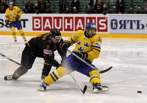161 12051Sv G 21 - Сборная Швеции выиграла у  Германии со счетом  5:2. Фоторепортаж с матча