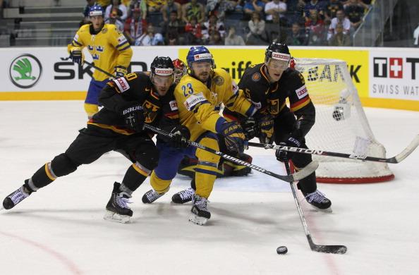 161 12051Sv G 22 - Сборная Швеции выиграла у  Германии со счетом  5:2. Фоторепортаж с матча