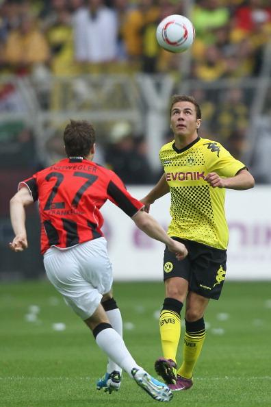 161 16051Borus 05 - «Боруссия» победила  «Айнтрахт»  со счетом 3:1 и стала чемпионом  Германии в бундеслиге.  Фоторепортаж с матча