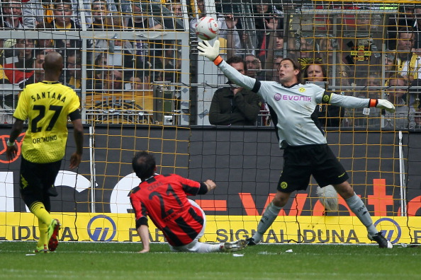 161 16051Borus 10 - «Боруссия» победила  «Айнтрахт»  со счетом 3:1 и стала чемпионом  Германии в бундеслиге.  Фоторепортаж с матча