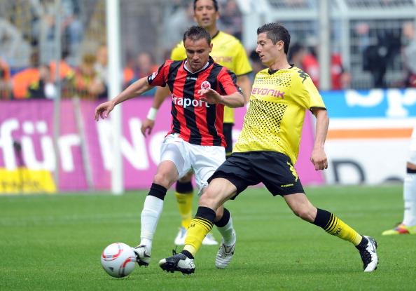 161 16051Borus 12 - «Боруссия» победила  «Айнтрахт»  со счетом 3:1 и стала чемпионом  Германии в бундеслиге.  Фоторепортаж с матча