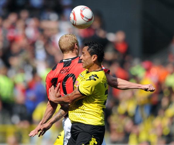 161 16051Borus 16 - «Боруссия» победила  «Айнтрахт»  со счетом 3:1 и стала чемпионом  Германии в бундеслиге.  Фоторепортаж с матча