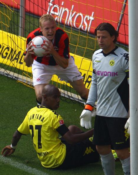 161 16051Borus 23 - «Боруссия» победила  «Айнтрахт»  со счетом 3:1 и стала чемпионом  Германии в бундеслиге.  Фоторепортаж с матча