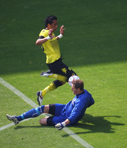 161 16051Borus 38 - «Боруссия» победила  «Айнтрахт»  со счетом 3:1 и стала чемпионом  Германии в бундеслиге.  Фоторепортаж с матча