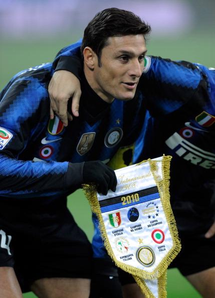 Хавьер Дзанетти, капитан «Интера», благодарен болельщикам за поддержку в победном матче с  «Болоньей»