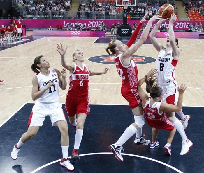 Определились участники полуфинала женского Кубка России по баскетболу