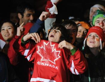 Сборная Канады завоевала золотые медали олимпийского хоккейного турнира