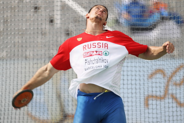Сборная России стала лучшей в Европе по легкой атлетике. Фотообзор
