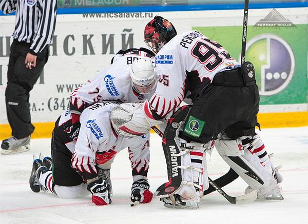 163 030410 013 xokkei - «Ак Барс» повел в полуфинальной серии против «Салавата Юлаева». Фото