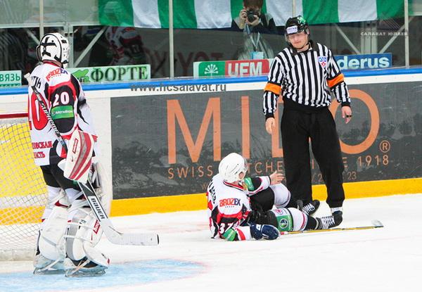 163 030410 014 xokkei - «Ак Барс» повел в полуфинальной серии против «Салавата Юлаева». Фото