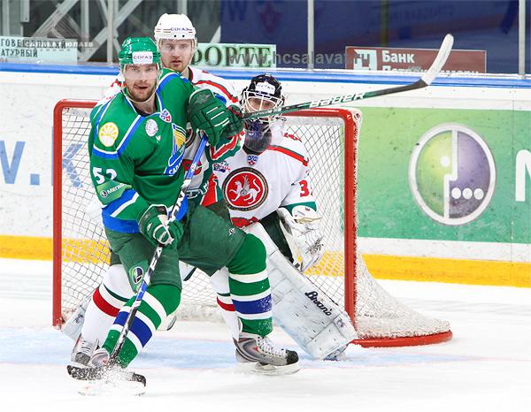 163 030410 03 xokkei - «Ак Барс» повел в полуфинальной серии против «Салавата Юлаева». Фото