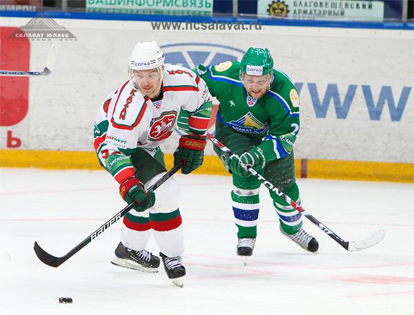 163 030410 06 xokkei - «Ак Барс» повел в полуфинальной серии против «Салавата Юлаева». Фото