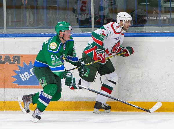 163 030410 11 xokkei - «Ак Барс» повел в полуфинальной серии против «Салавата Юлаева». Фото
