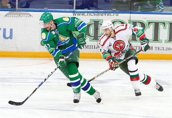 163 030410 12 xokkei - «Ак Барс» повел в полуфинальной серии против «Салавата Юлаева». Фото