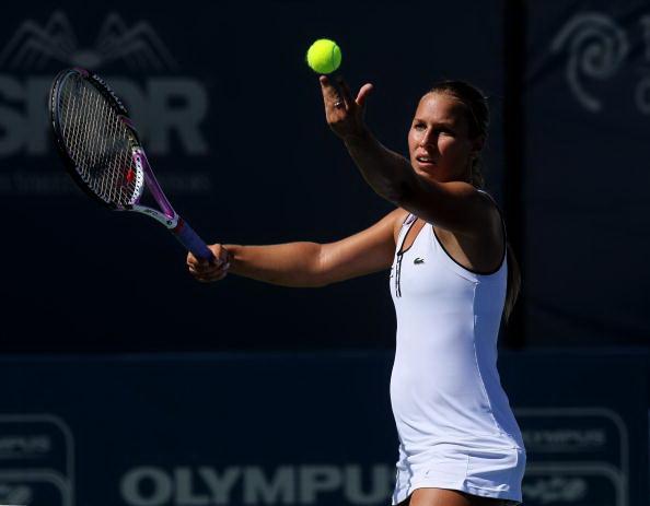 Звонарева и Кириленко перешли во второй круг турнира WTA в Сан-Диего. Фоторепортаж