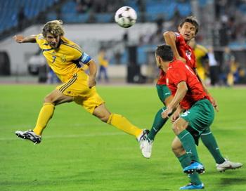 Андрей Шевченко завершает свою карьеру футболиста