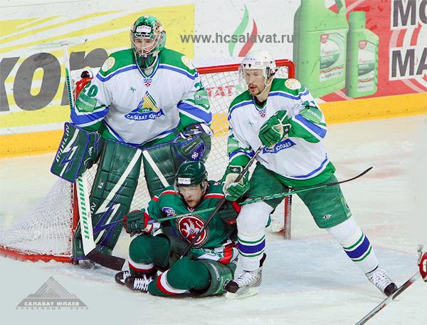 163 060410 03 KXL - «Ак Барс» обыграл «Салават Юлаев» третий раз в полуфинале КХЛ. Фото