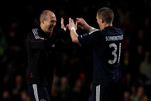 «Бавария» вышла в полуфинал Лиги чемпионов. Фоторепортаж