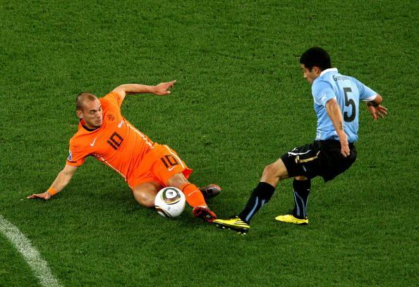 Кубок мира 2010. Уругвай - Нидерланды - 2:3. Фоторепортаж