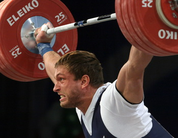 163 120410 TA - Россияне выиграли ЧЕ по тяжелой атлетике в общекомандном зачете