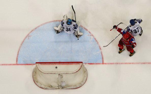 ЧМ-2010: Российские хоккеисты обыграли сборную Казахстана. Фоторепортаж